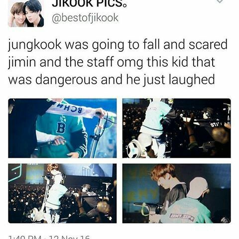What the hell Jeon Jungkook, stop scaring the life outta everyone XD