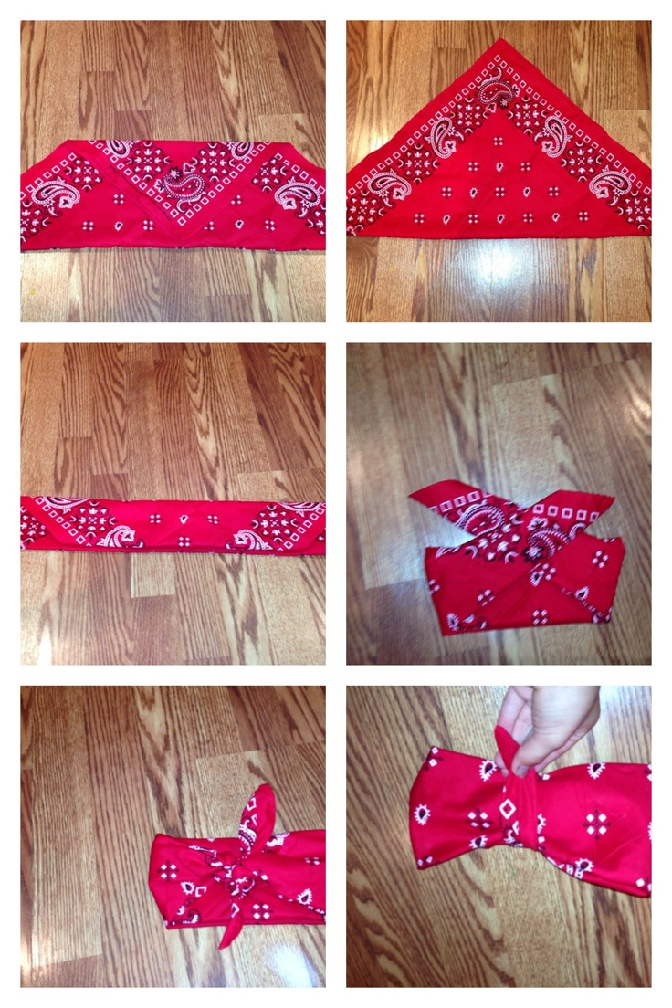 17 Best Bandana Crafts Images On Pinterest Bandana