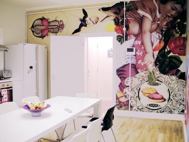 The kitchen. Inspiring?