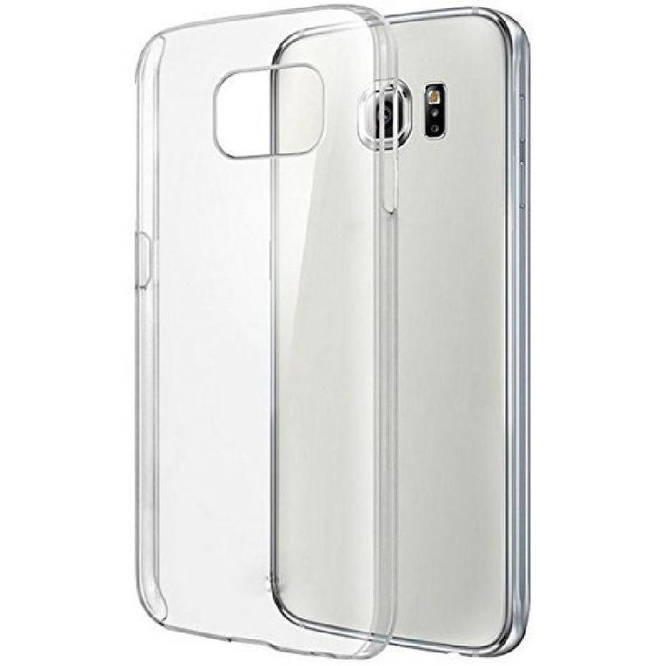 Ultra Thin Transparent Clear Soft Silicone Gel OR plastic Samsung Case Cover  44