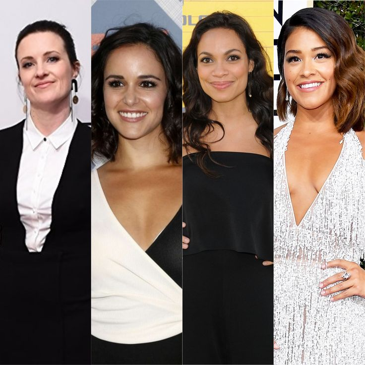Meet The Prominent Hispanic and Latin Women Who Backed #TimesUp