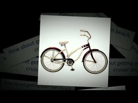 Beach Cruiser Bikes For Women #beach_cruisers #beach_cruiser_bikes