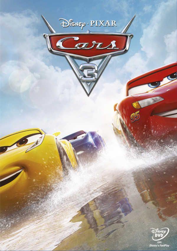 Cars 3 Sorprendidos Por Una Nueva Generación De Rápidos Corredores Encabezados Por El Arrogante Cars 3 Pelicula Completa Cars Disney Pixar Carros De Películas