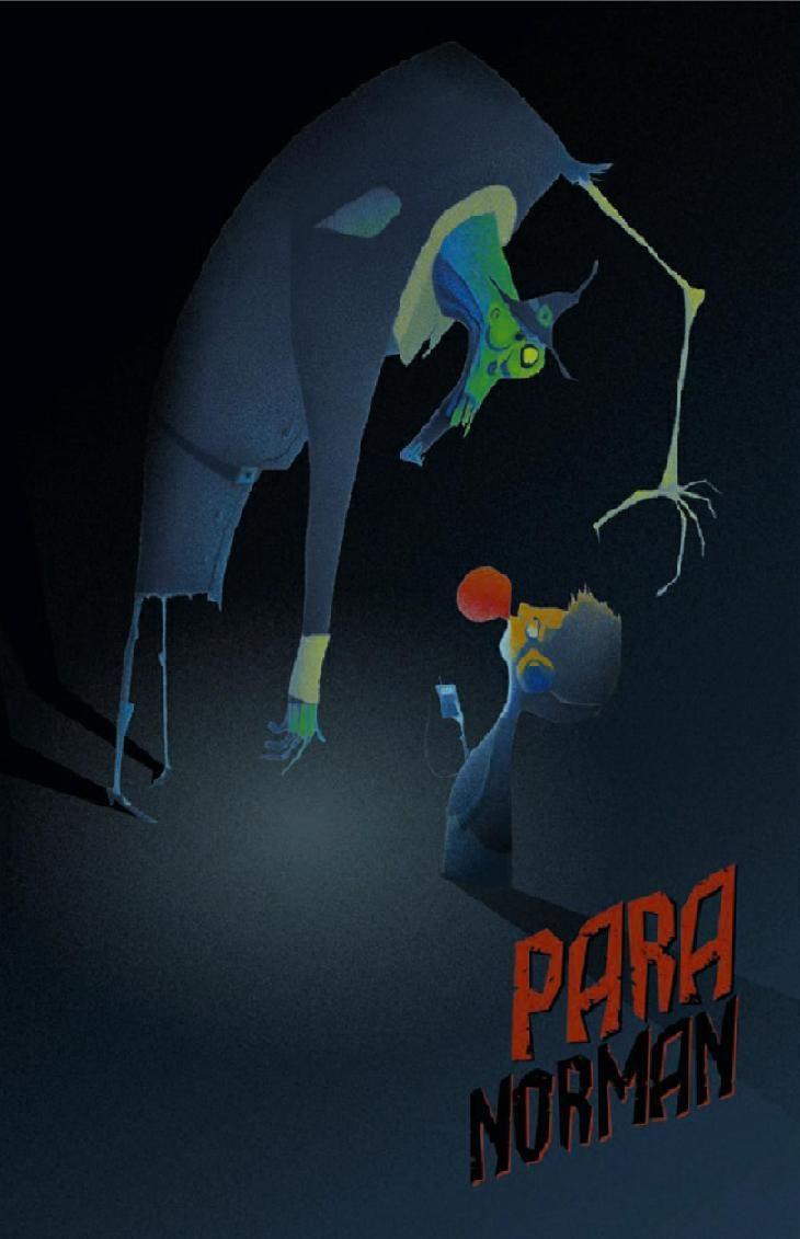 Paranorman (2012), poster