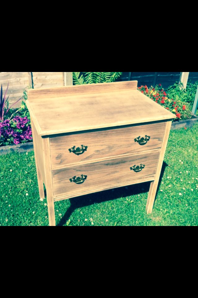 Vintage chest of drawers....@emlyncreative