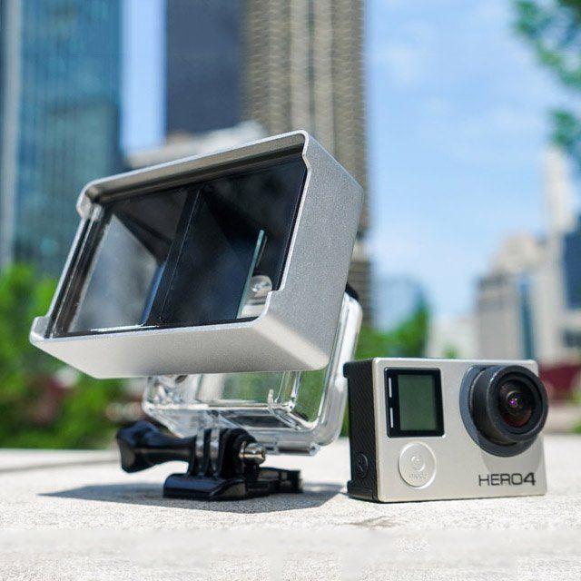 Vitrima Immersive 3D GoPro Lens #gopro, #lens, #waterproof