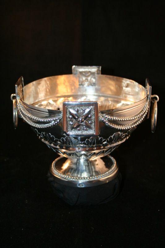 2e gehalte zilveren suikerschaal 1819