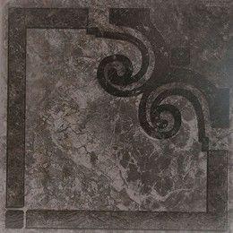 Piso Ceramico Aranjuez Negro 38x38 X 2.02m2