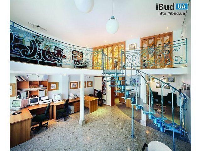 Кабинет под лестницей фото, Офисы | ibud.ua