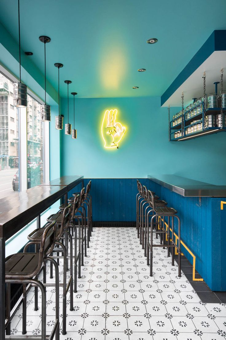 Super Quality Indian Snack Bar, Montreal / restaurant design, design inspiration, hospitality design #bestrestaurants #luxuryrestaurants #restaurantdesign For more inspiration, visit: http://brabbucontract.com/projects