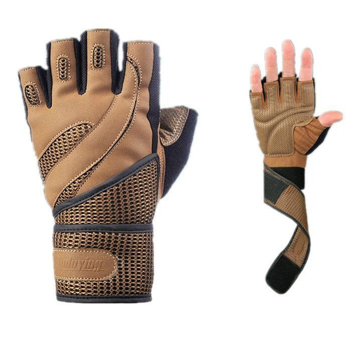 Men's BodyBuilding Training Fitness Gloves Item Type: Gloves Pattern Type: Patchwork Gloves Length: Wrist Gender: Men Material: Microfiber,Nylon,Polyester 14 Day Hassle Free return policy Allow 2 to 4