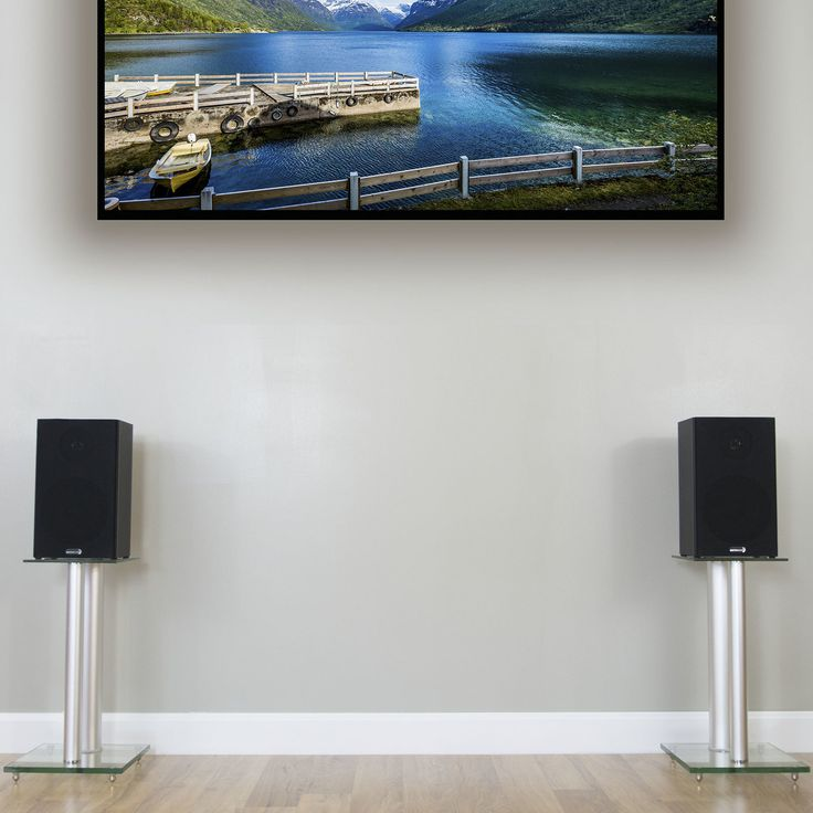 Best 25 Surround Sound Speaker Stands Ideas On Pinterest