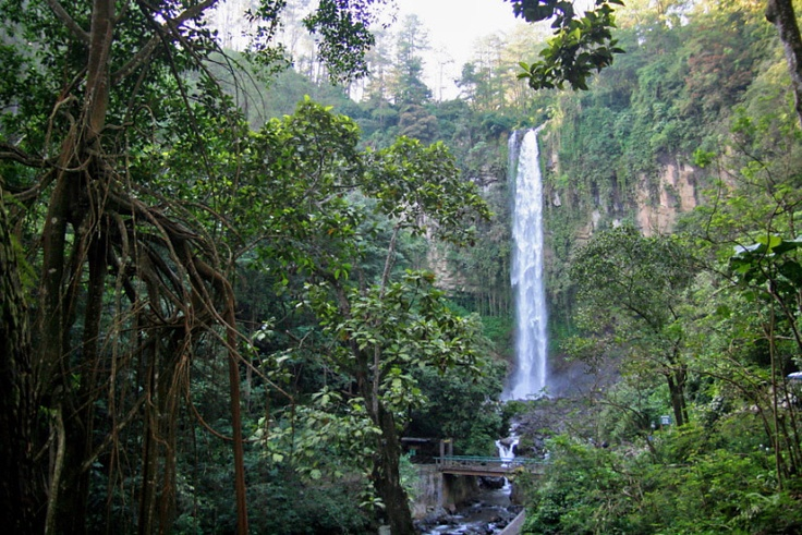 Grojokan Sewu, Tawangmangu, Karanganyar Jawa Tengah