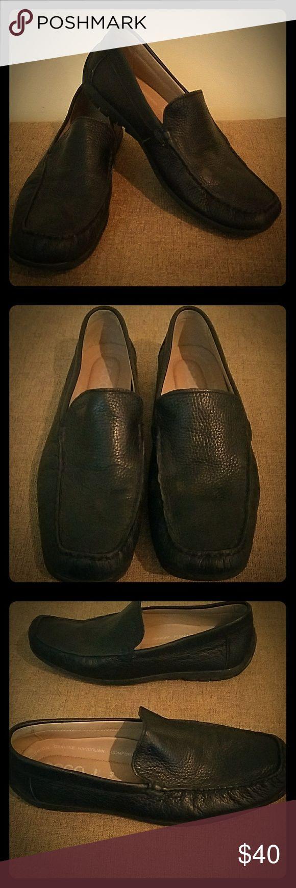 1 Day Sale! ECCO size 46 men's loafers ECCO size EU 46 (US 12-12.5) men's loafers in EUC ECCO Shoes Loafers & Slip-Ons