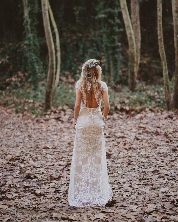 vestido de novia que libro leo