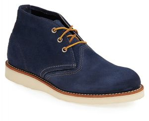 Red Wing Suede Chukka - Blueberry