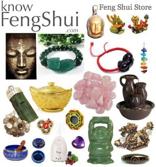 Here come all the feng shui cures you need for yourself, your home, your office…