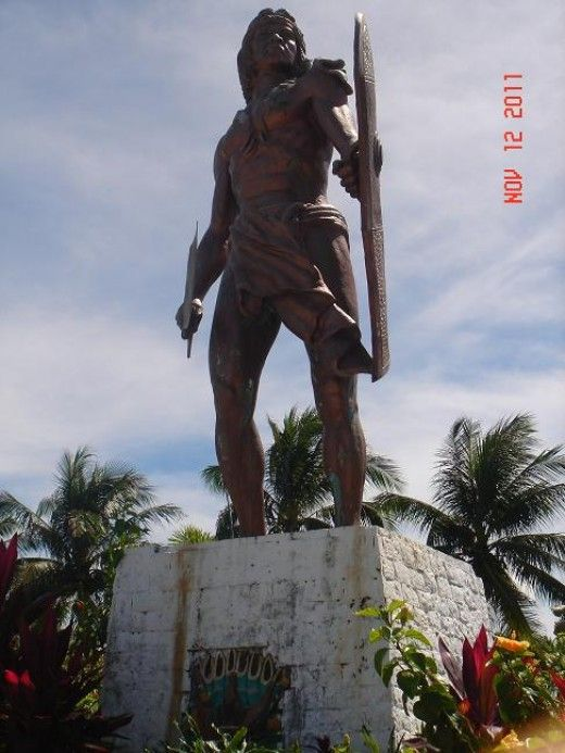 Lapu-Lapu monument must visit Cebu tourist spot
