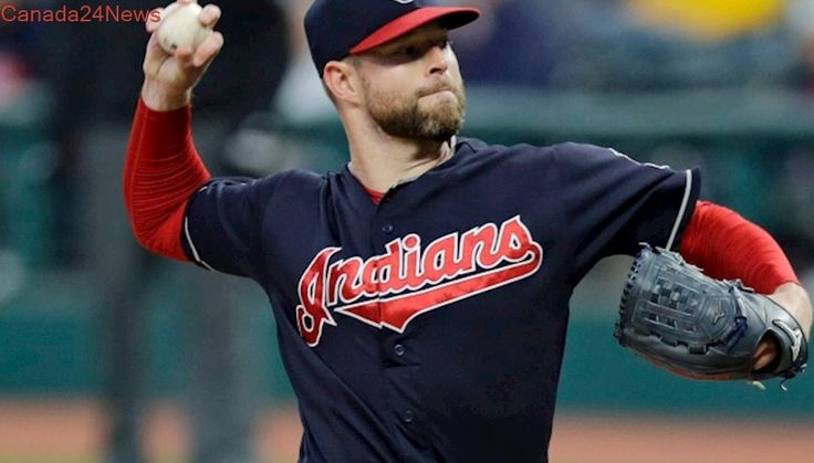 Cleveland's Corey Kluber wins AL Cy Young Award