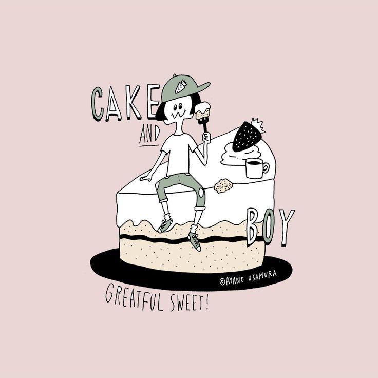 cake&boy
