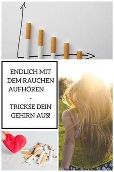 Rauchen aufhören: Phasen, Folgen und Symptome im Überblick