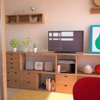 無印家具で作る5畳の子供部屋インテリア