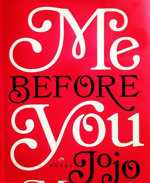 Life of Cherry: Livro: Me before you.