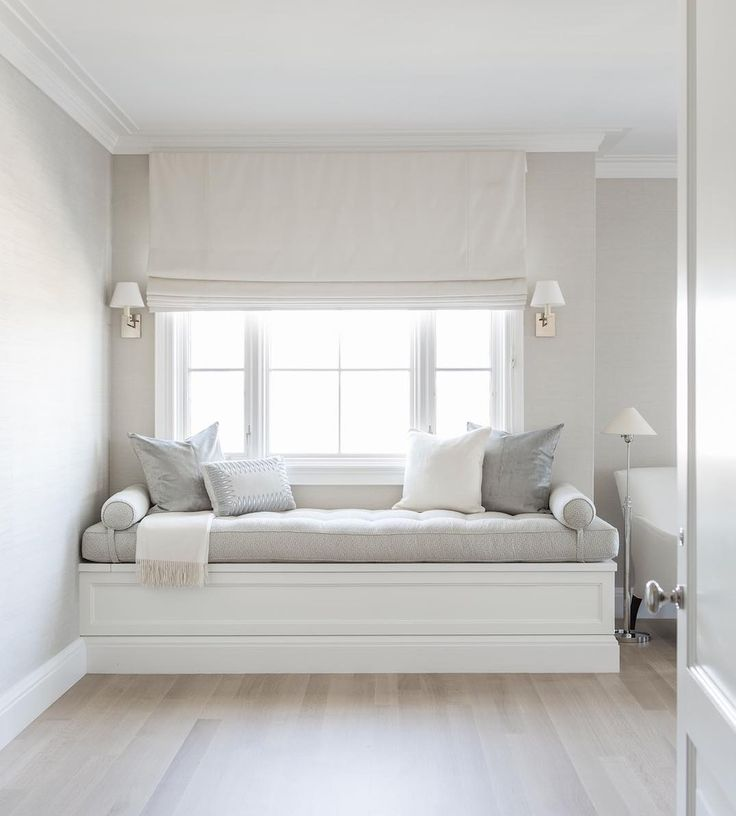 Are You Following Alyssa Kapito Interiors On Instagram? Love This Chic  Window Seat In Soft