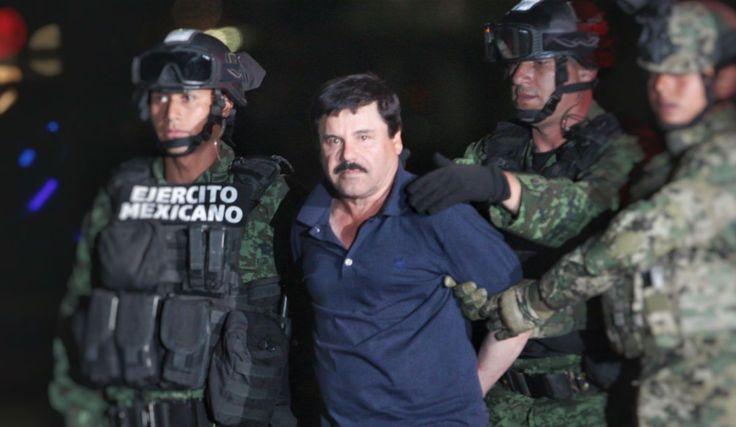 Sony Pictures Prepara una Película de El Chapo Guzmán