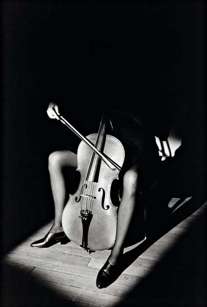 ^Woman with Cello