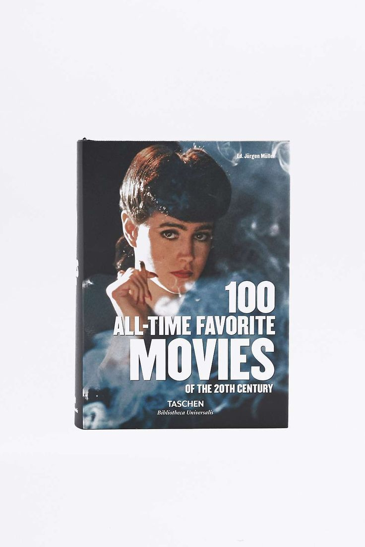 100 All-Time Favorite Movies of the 20th Century Book