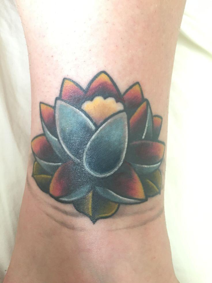Lotus pride glory tattoo watertown ny body art