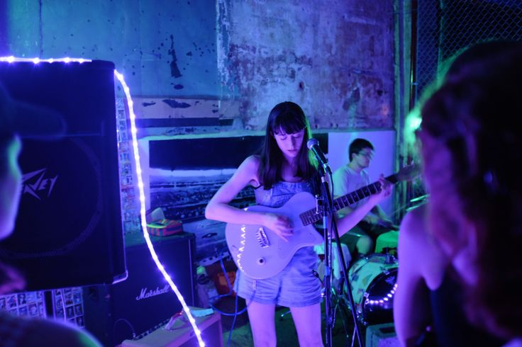 Frankie Cosmos at Everybody