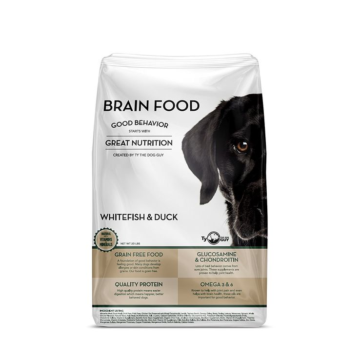 Grain Free Dog Food – Natural Quality Protein Dry Dog Food with Vitamins and Minerals – Helps with Digestion, Joint Health, Brain Health, and Promotes Good Behavior – Whitefish and Duck (20 lb. Bag) * You can get more details here : Dog Food