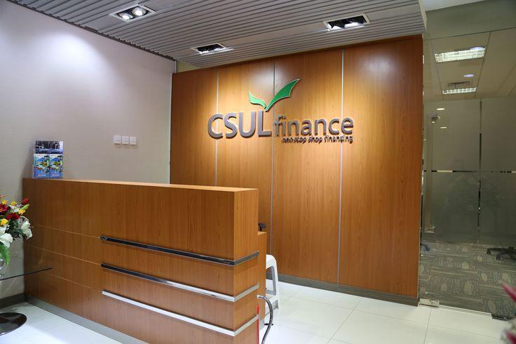 CSUL Finance Front Office - pumainterior.com