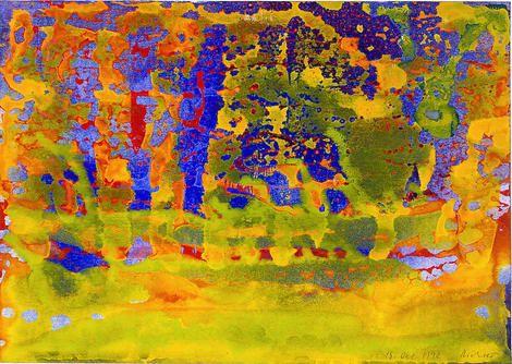 Gerhard Richter, 15 Oktober 1992