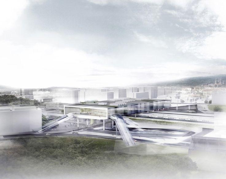 Estación Intermodal de Santiago de Compostela | Rubio Arquitectura