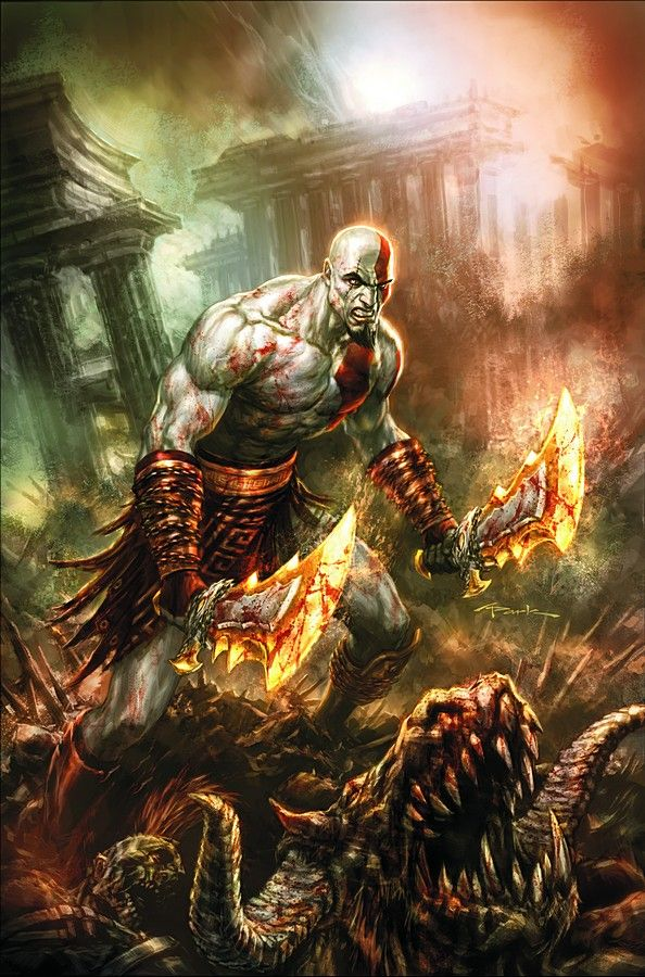 God of War •Andy Park