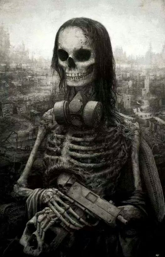 Dead Mona, Ready for Anything ...