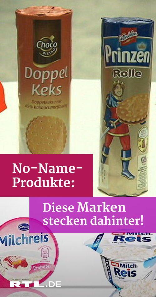 Diese bekannten Marken stecken hinter No-Name-Produkten