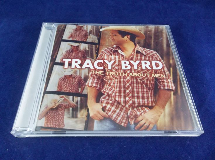 Tracy Byrd The Truth About Men 2003 Country Music CD  #TracyByrd #TheTruthAboutMen #Country #Music #CD #Album #eBid