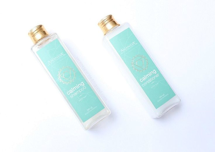 Ananda Calming Wild Rose Shampoo And Conditioner Review
