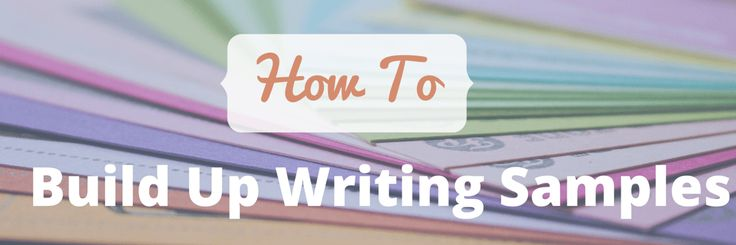 Is a lack of writing samples your current favorite excuse for not pursuing your freelance writing business goals? Read this post and don't let it be an excuse any longer!