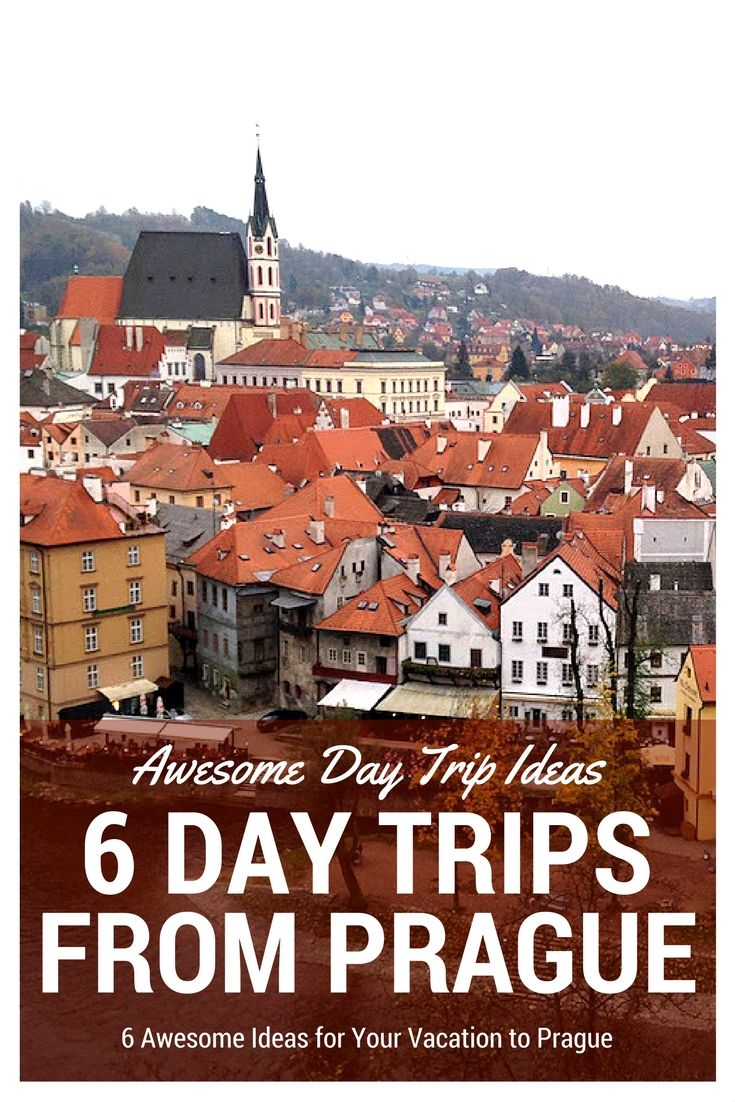 6 Fantastic Day Trips for your Vacation to Prague: Tips and ideas for exploring Kutna Hora Bone Church; Cesky Krumlov medieval town; Karlstejn Castle; Terezin;  Karlovy Vary Spa Town; and beautiful Dresden, Germany! (scheduled via http://www.tailwindapp.com?utm_source=pinterest&utm_medium=twpin&utm_content=post96241741&utm_campaign=scheduler_attribution)