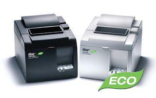 Tilldirect: Star TSP143II White Case Thermal Printer, Autocutt...