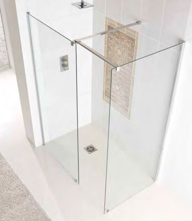 Corniche 1150mm Fixed Panel Interior Paneling Bathtub