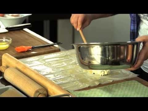 Meggyes csokoládés túrós rétes - Receptek | Ízes Élet - Gasztronómia a mindennapokra