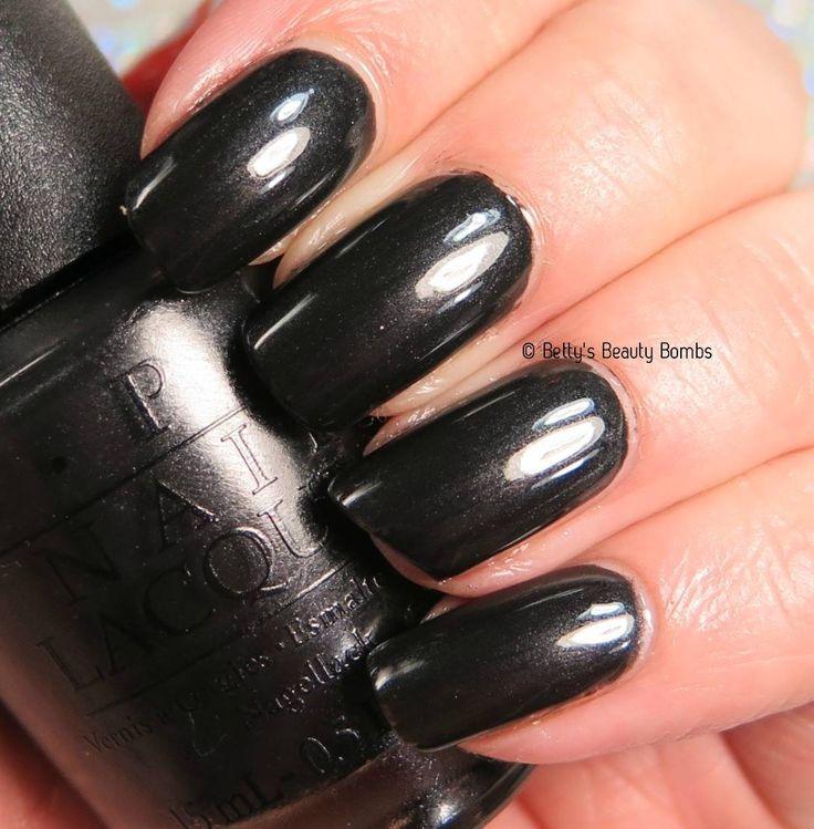 Black dress not optional opi 79