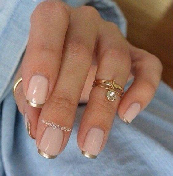 15 Gorgeous Nail Designs For Fall #Beauty #Trusper #Tip