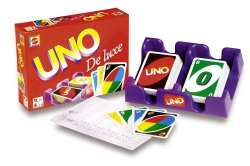 Uno – 51949 – Jeu de cartes – Luxe | Your #1 Source for Toys and Games